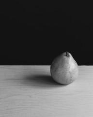 Bartlett pear still life