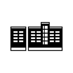 Building. house vector icon
