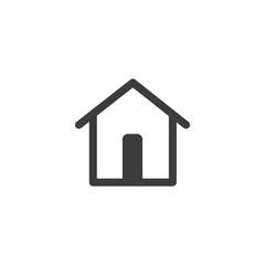 house icon. sign design