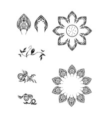 Ornaments_Flowers