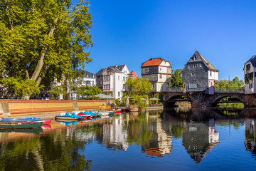 Brückenhäuser, Bad Kreuznach