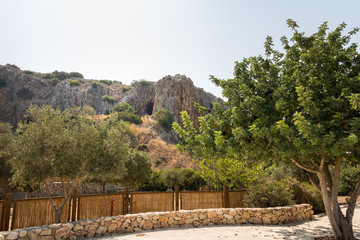 Visiting Nahal Mearot Nature Reserve