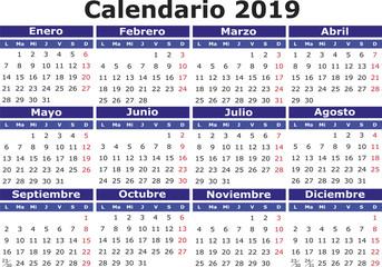 Cerca Calendario.Cerca Immagini Calendario 2019