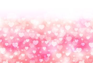 バレンタイン ハート かわいい 背景