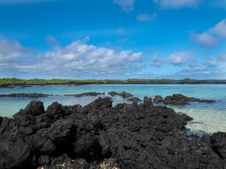The southern island of Isabela, Galapagos, Ecuador