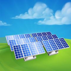 Solar Energy Power Renewable Farm Cells