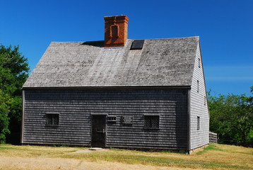 Oldest House  Nantucket