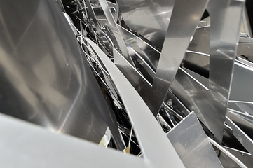 Aluminium Schrott Blech