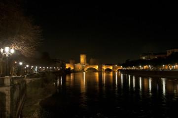 Verona di notte