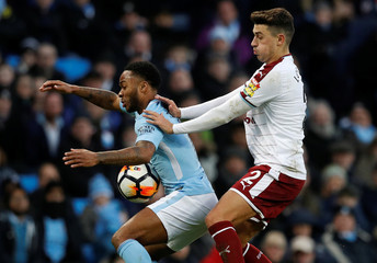 FA Cup Third Round - Manchester City vs Burnley