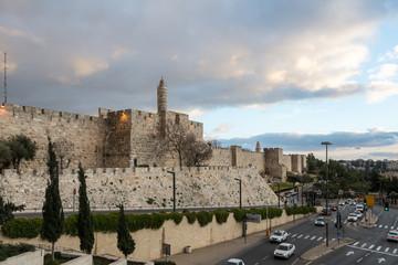 Weekend in Jerusalem