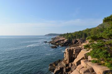 Ocean Path Acadia
