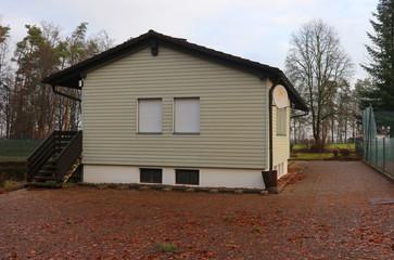 Tennisheim in 86653 Monheim