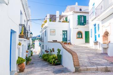 スペイン一美しい街 フリヒリアナ