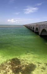 Old Seven Mile Bridge, Key West, Florida Keys, FL