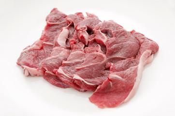 ラム肉(仔羊)モモ肉