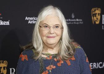 Actor Lois Smith poses at the BAFTA Los Angeles Awards Season Tea Party in Los Angeles