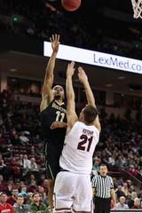 NCAA Basketball: Vanderbilt at South Carolina