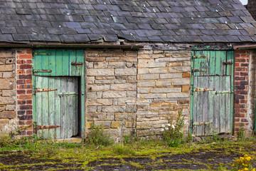 Northumberland Barn