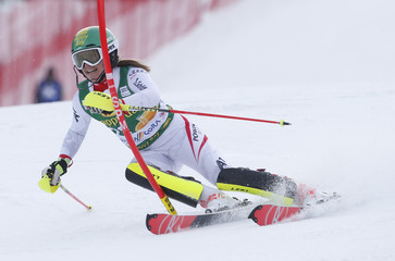 Alpine Skiing - Women's Slalom
