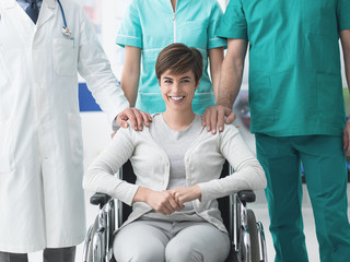 Disability and healthcare