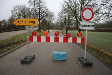 Hochwasser in 86609 Donauwörth