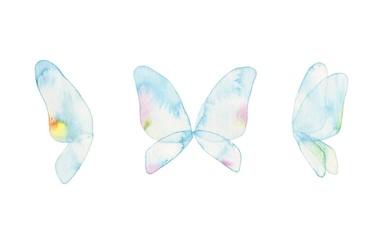 天使の羽根3種