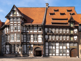 Fachwerkhaus in Braunschweig