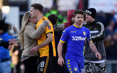 FA Cup Third Round - Newport County AFC vs Leeds United