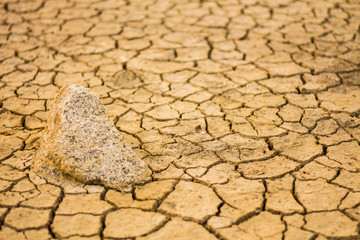 The Rocks on arid soil Concepts and Ideas