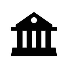 university building symbol icon