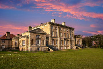 19th Century Stately Home, Brodsworth, South Yorkshire.