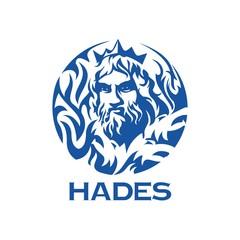 greek god Hades illustration