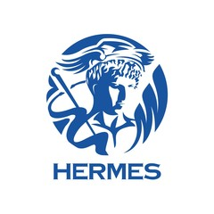 greek god Hermes illustration