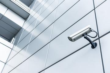 Videokamera - Videoüberwachung eines Hochhauses