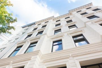 Hausfassade - Wohngebäude in München
