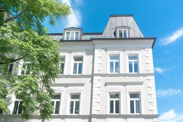 nobles Wohnhaus in Deutschland