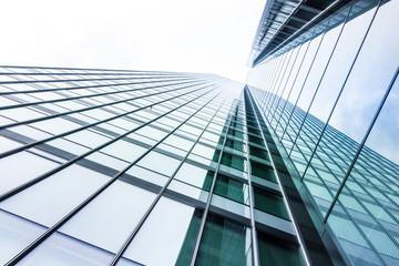 Glasfassade - Hochhaus in deutschland