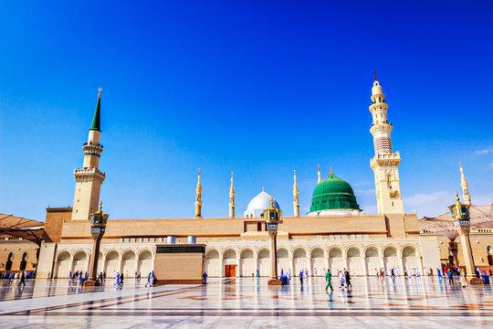 Masjid Al Nabawi, Madinah Munawwarah, Madinah Masjid -Saudi Arabia, Holy Mosque