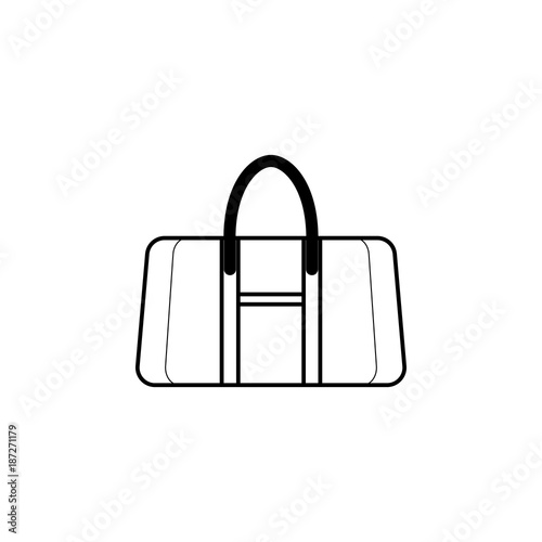 3fe63bba0b a bag icon. Bags element icon. Premium quality graphic design. Signs ...