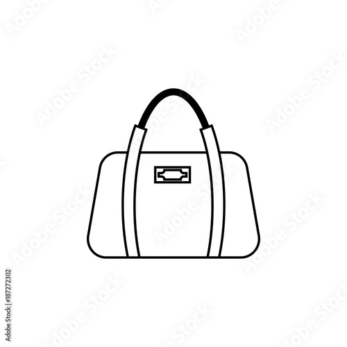 32df8505be ladies handbag icon. Bags element icon. Premium quality graphic design.  Signs