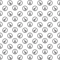 download icon,vector illustration background.