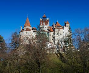 Medieval Castle of Bran Dracula's castle, Brasov, Transylvania, Romania