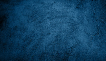 Abstract Grunge Decorative Navy Blue Dark Background
