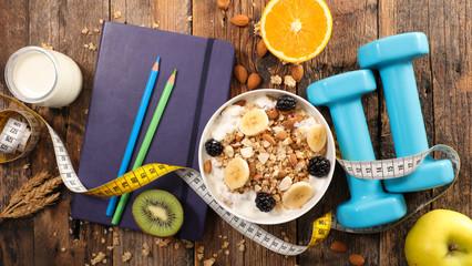 fitness breakfast plan