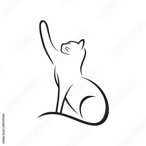 Simple Cat Design