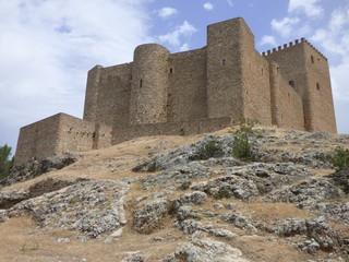 Segura de la Sierra, pueblo de Jaén, en la comunidad autónoma de Andalucía (España)