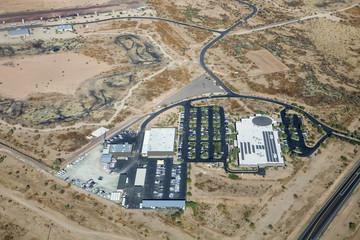 The Game and Fish Department Headquartes in Phoenix Arizona