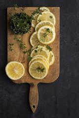 Thyme and Lemon