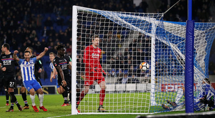 FA Cup Third Round - Brighton & Hove Albion vs Crystal Palace